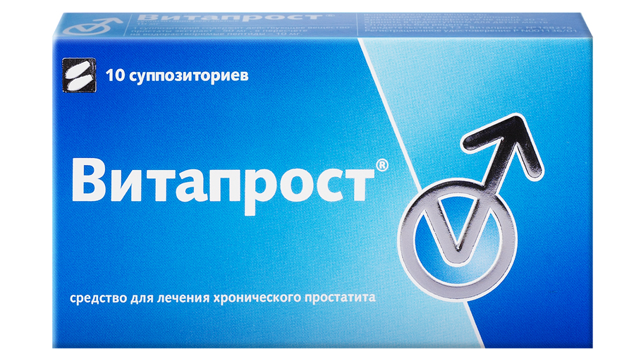 Vita Prostatitis)